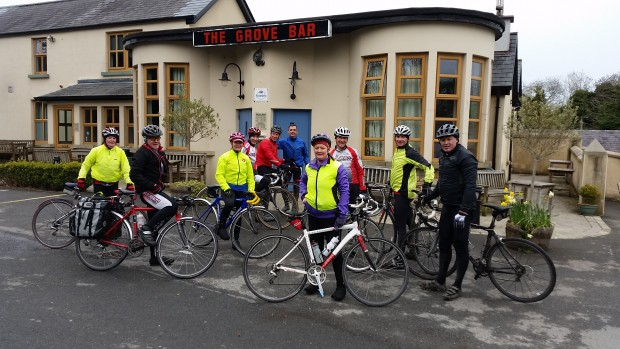 The Roubaix Ride 2015